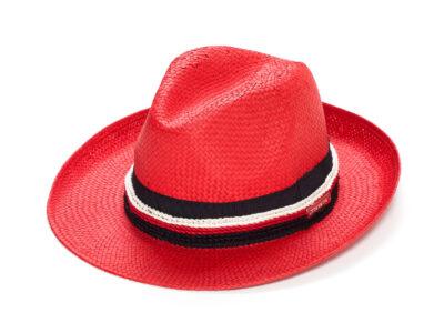 RED YULI HAT