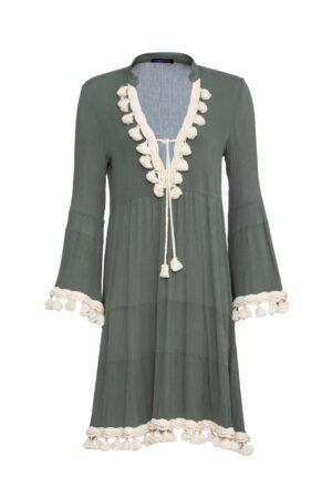 OLIVE MILA DRESS