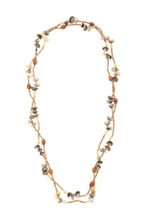 CARIBBEAN SHELLS NECKLESS