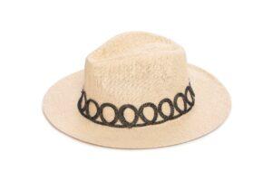 SAND CROSHET HAT