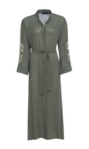 OLIVE MYKONOS DRESS