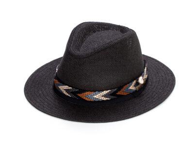 BLACK HYDRA HAT